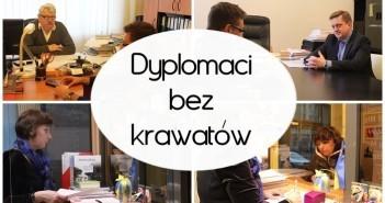Dyplomaci bez krawatów