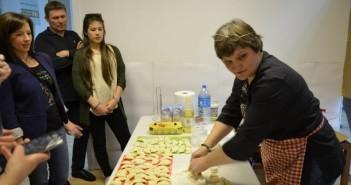Warsztat kulinarny w Ukraińskim Domu