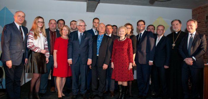 "Otwarcie CUKR-u Foto: Fundacja ""Ukraina""."