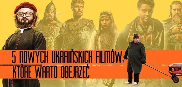 5 nowych ukraińskich filmów, które warto obejrzeć
