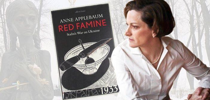 Prezentacja książki Anne Applebaum o Wielkim Głodzie na Ukrainie