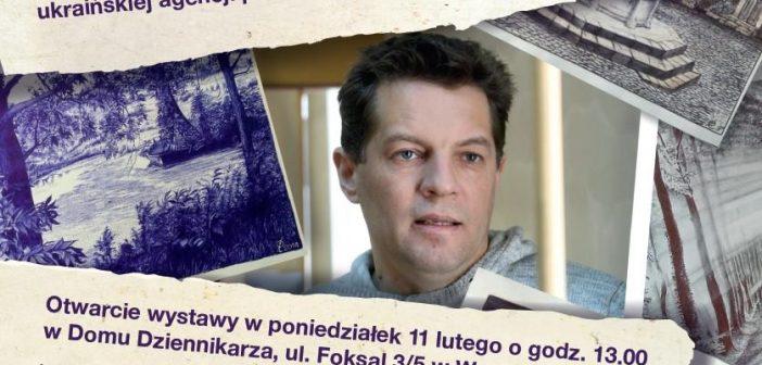 Wernisaż wystawy rysunków Romana Suszczenko