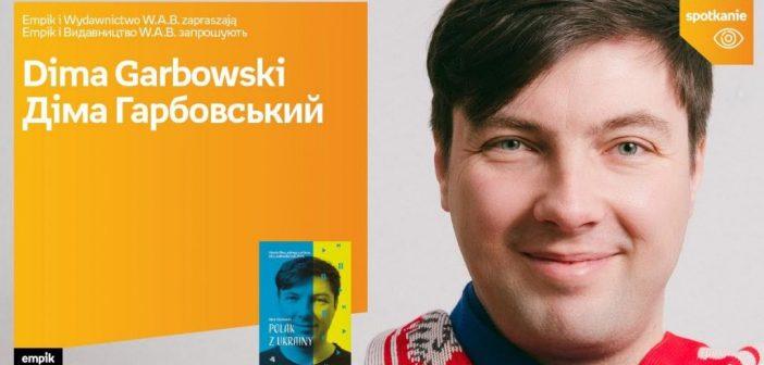 """Prezentacja książki """"Polak z Ukrainy"""" w Warszawie"""