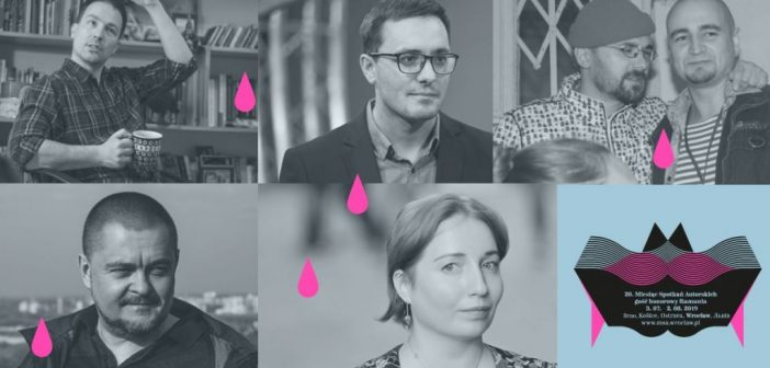 Pasmo ukraińskie na festiwalu  Miesiąc Spotkań Autorskich we Wrocławiu