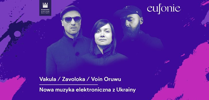 Nowa muzyka elektroniczna z Ukrainy w Warszawie